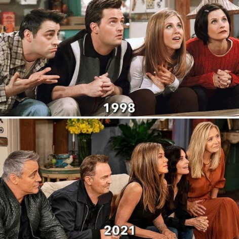 the quiz from friends